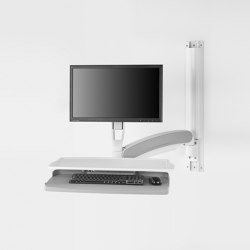 Mbrace Wall-Mounted Technology | Table accessories | Herman Miller