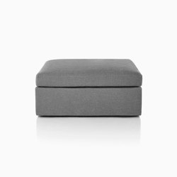 Module Lounge Seating Ottoman | Pufs | Herman Miller