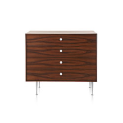 Nelson Thin Edge Chest and Dresser | Credenze | Herman Miller