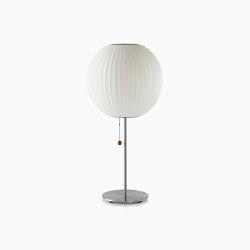 Nelson Ball Lotus Table Lamp | Table lights | Herman Miller