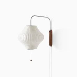 Nelson Pear Wall Sconce | Wall lights | Herman Miller