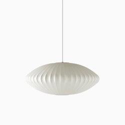 Nelson Saucer Pendant Lamp | Suspended lights | Herman Miller