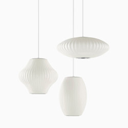 Nelson Triple Lamp Fixture | Suspensions | Herman Miller
