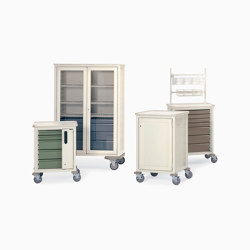 Procedure/Supply Carts | Cabinets | Herman Miller