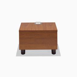Swoop Modular Seating   Side tables   Herman Miller