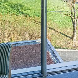 swissFineLine Fall Protection | Window frames | swissFineLine