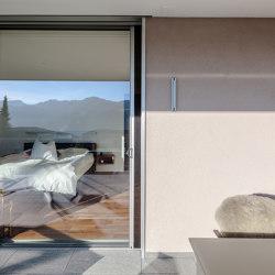 swissFineLine Ventilation par fente | Châssis de fenêtre | swissFineLine