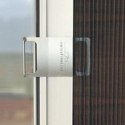 swissFineLine Insect Protection | Patio doors | swissFineLine