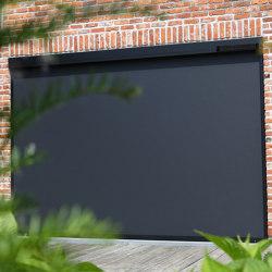 Fixscreen Solar | External venetian blinds | Renson