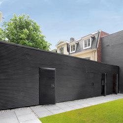 Linius | Sistemas de fachadas | Renson