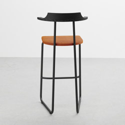 Cheers Stool Upholstered | Sgabelli bancone | Neil David