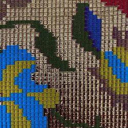 Arazzo col. 103 gold/multicolor | Drapery fabrics | Jakob Schlaepfer