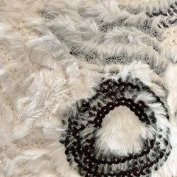 Celerina col. 104 gray/white | Drapery fabrics | Jakob Schlaepfer