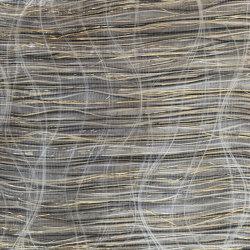 Filo col. 101 white/gray/silver | Drapery fabrics | Jakob Schlaepfer