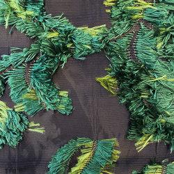 Frangia col. green | Drapery fabrics | Jakob Schlaepfer