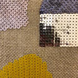Linopaille col. 102 linen/yellow/gray | Drapery fabrics | Jakob Schlaepfer