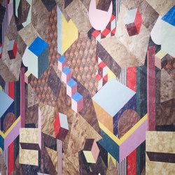 Poppy Lloyd | Wall coverings / wallpapers | Jakob Schlaepfer