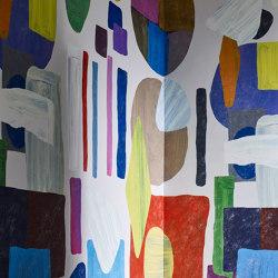 Poppy Malewitsch | Wall coverings / wallpapers | Jakob Schlaepfer