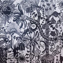 Poppy Xilitla | Wall coverings / wallpapers | Jakob Schlaepfer