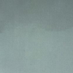 Sole col. 205 silver/turqoise | Drapery fabrics | Jakob Schlaepfer