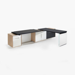 Brera25 - Desking System | Escritorios | IOC
