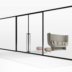 Ultralight Partitions - Demountable Partitions   Wall partition systems   IOC project partners