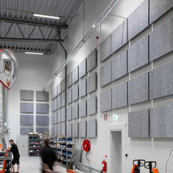 Effekt EcoSUND Plafond/Mural | Systèmes muraux absorption acoustique | Götessons