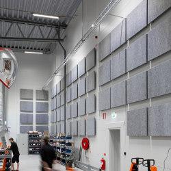 Effekt EcoSUND Ceiling/Wall | Sound absorbing wall systems | Götessons