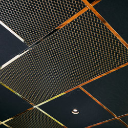 In The Grid | Suspended ceilings | Götessons