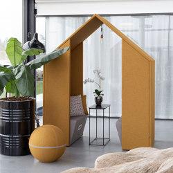 Open Hut / Open Half a Hut | Box de bureau | Götessons