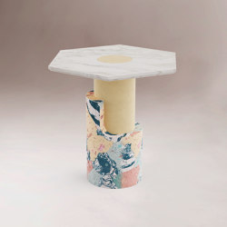 Braque side table | Mesas auxiliares | Dooq