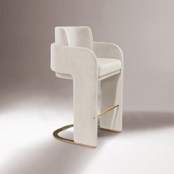 Odisseia bar chair | Taburetes de bar | Dooq