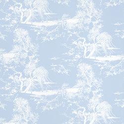 À Contre-Jour Wall col.11 pervinca | Wall coverings / wallpapers | Dedar