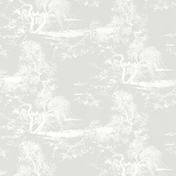 À Contre-Jour Wall col.3 cloudy | Wall coverings / wallpapers | Dedar