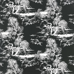 À Contre-Jour Wall col.9 sambuco | Wall coverings / wallpapers | Dedar