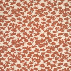 Be Bop A Lula col.7 terra di siena | Drapery fabrics | Dedar