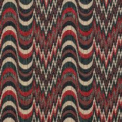 Flimflam col.1 rouge d'anatolie | Upholstery fabrics | Dedar