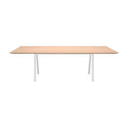 Radial Conference ME 9024 | Contract tables | Andreu World