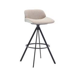 Nuez BQ 2748 | Bar stools | Andreu World