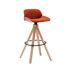 Nuez BQ 2779 | Bar stools | Andreu World