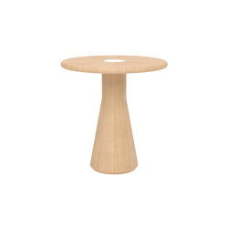 Reverse Occasional Wood ME 5642 | Side tables | Andreu World