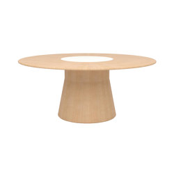 Reverse Wood ME 9957 | Mesas comedor | Andreu World
