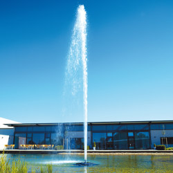 Geyser Jet 30   Waterspout fountains   Oase