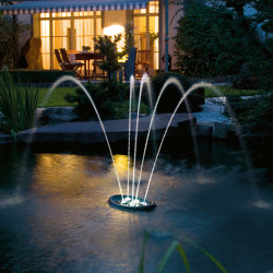 Water Starlet | Waterspout fountains | Oase