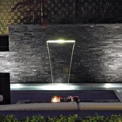 Waterfall Illumination | waterproof outdoor lights | Oase