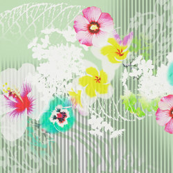 Atelier 47| Papel Pintado DD117795 Blossomdesign1 | Revestimientos de paredes / papeles pintados | Architects Paper