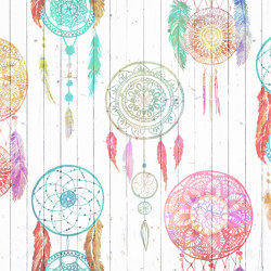 Atelier 47 | Wallpaper DD117640 Dreamcatcher | Wall coverings / wallpapers | Architects Paper