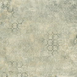 Atelier 47 | Wallpaper DD116705 Hexagonart1 | Wall coverings / wallpapers | Architects Paper