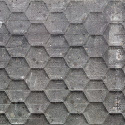 Atelier 47 | Wallpaper DD117035 Honeycomb1 | Wall coverings / wallpapers | Architects Paper