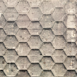 Atelier 47 | Wallpaper DD117040 Honeycomb2 | Wall coverings / wallpapers | Architects Paper